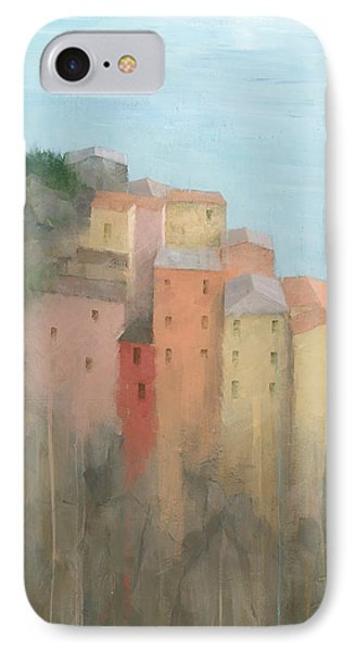 Cinque Terre IPhone Case by Steve Mitchell