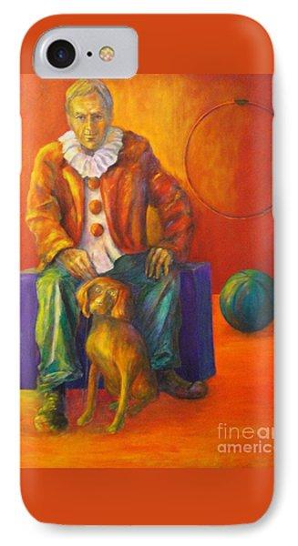 Circus Phone Case by Dagmar Helbig