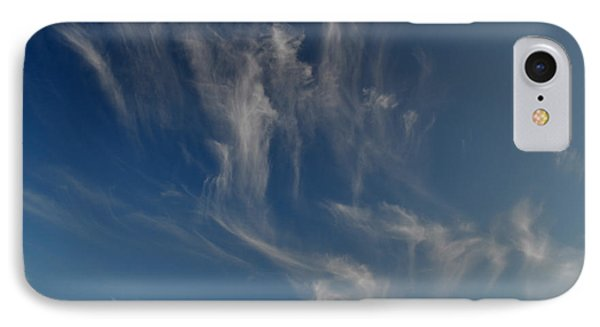 IPhone Case featuring the photograph Cirrus Collection  by Lyle Crump