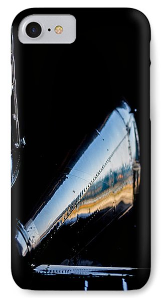 Cirrus In A Hanger Phone Case by Paul Job