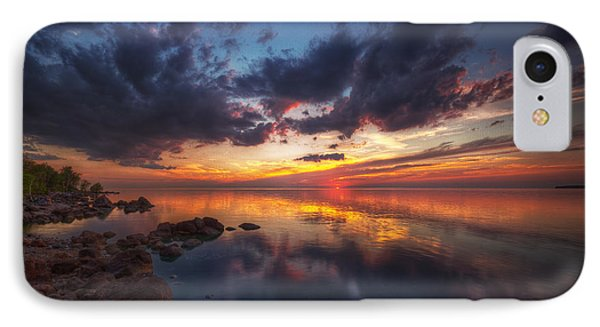 Cirrus Reflections IPhone Case
