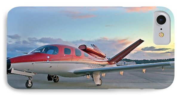 Cirrus Vision Sf50 IPhone Case