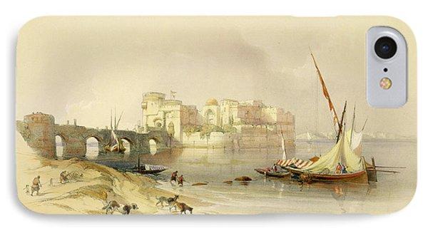 Citadel Of Sidon IPhone Case by David Roberts