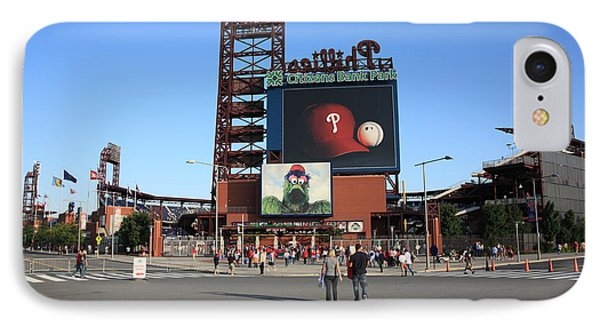 Citizens Bank Park - Philadelphia Phillies IPhone Case