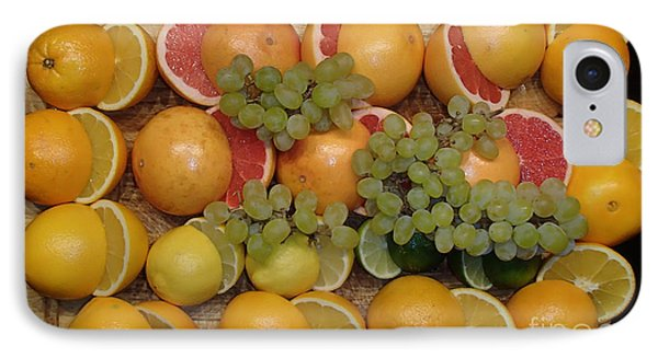 Citrus IPhone Case by Michael Canning