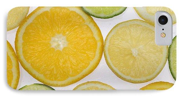 Citrus Slices Phone Case by Kelly Redinger