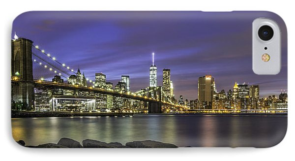 IPhone Case featuring the photograph City 2 City by Anthony Fields