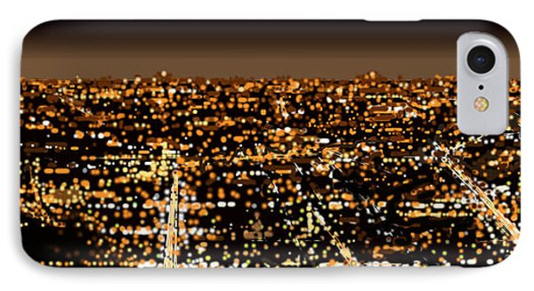 City At Night IPhone Case