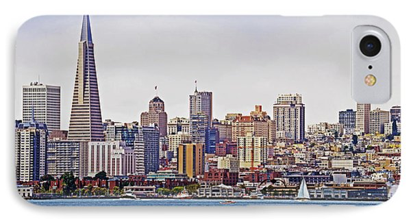 City By The Bay Phone Case by Sindi June Short