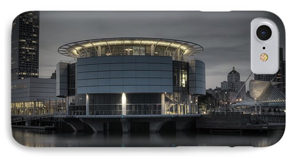 IPhone Case featuring the photograph City Glare by Deborah Klubertanz