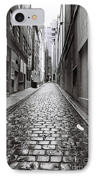 City Lane Melbourne Phone Case by Linda Lees
