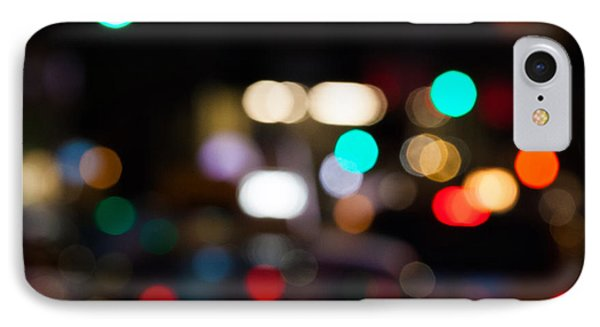 City Lights  IPhone Case by John Farnan