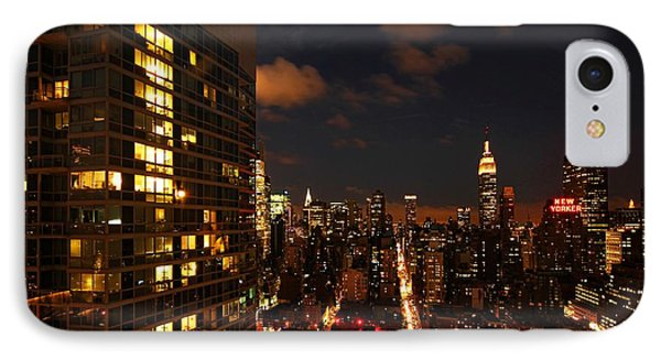 City Living IPhone Case by Andrew Paranavitana
