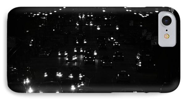 City Nights Phone Case by Empty Wall