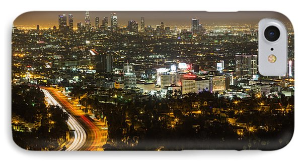 City Of Angels IPhone Case by Tassanee Angiolillo