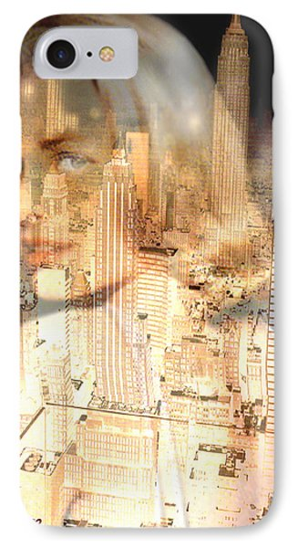 City Of Grace Phone Case by Seth Weaver