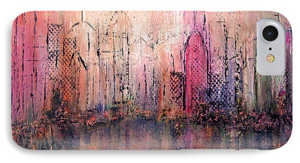 City Of Hope IPhone Case by Roberta Rotunda