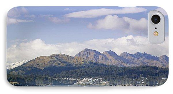 City Of Kodiak On Monashka Bay Kodiak IPhone Case