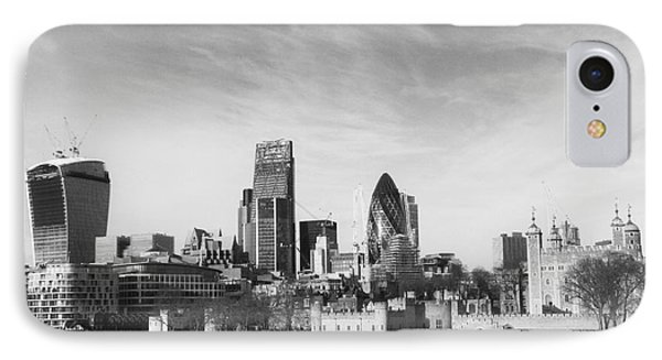 City Of London  IPhone Case by Pixel Chimp
