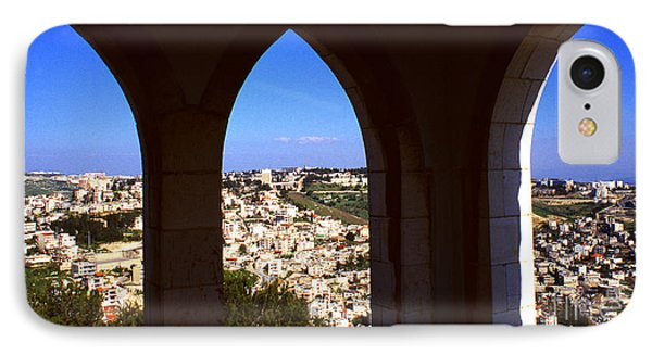 City Of Nazareth Phone Case by Thomas R Fletcher