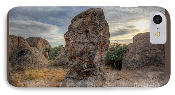 IPhone Case featuring the photograph City Of Rocks by Martin Konopacki