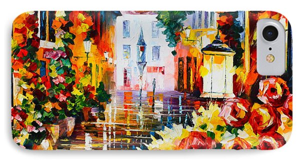 City Of Roses Phone Case by Leonid Afremov