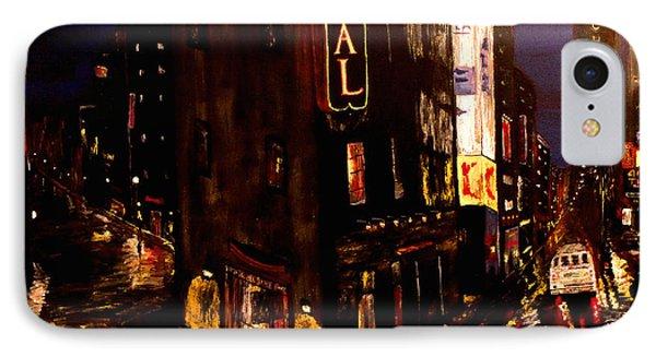 City Rain 2 Phone Case by Mark Moore