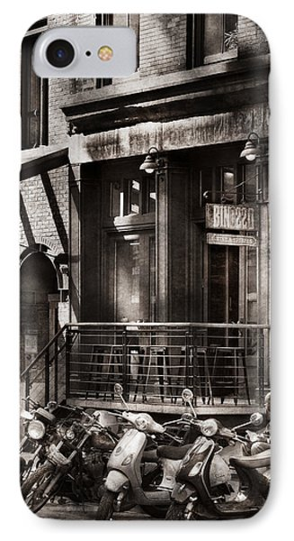 City - South Street Seaport - Bingo 220  Phone Case by Mike Savad
