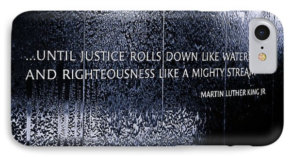 Civil Rights Memorial IPhone Case