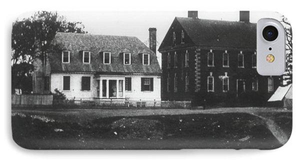 Civil War Yorktown, C1862 IPhone Case