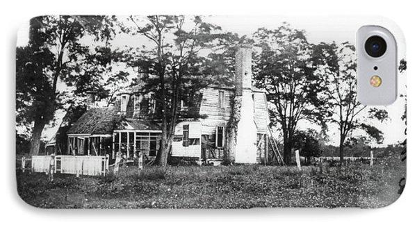 Civil War Yorktown IPhone Case