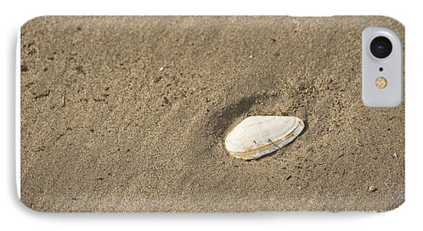 Clam  Phone Case by Artist and Photographer Laura Wrede