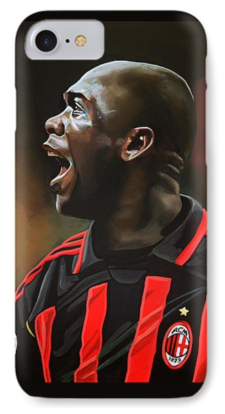Clarence Seedorf Phone Case by Paul Meijering