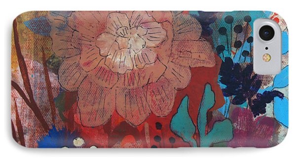 IPhone Case featuring the painting Clarity by Robin Maria Pedrero