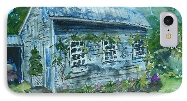 Clark Bed And Breakfast Barn IPhone Case