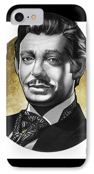 Clark Gable IPhone Case by T M Rhyno