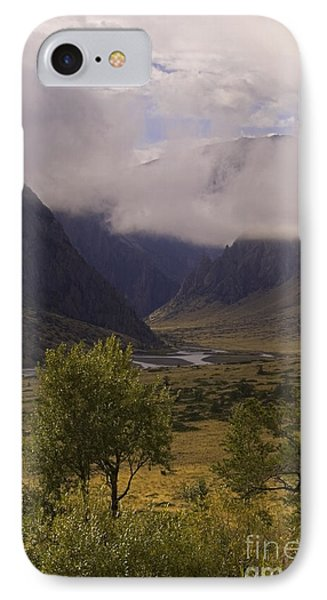 Clark's Fork Canyon IPhone Case