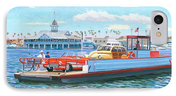 Classic California IPhone Case by Steve Simon