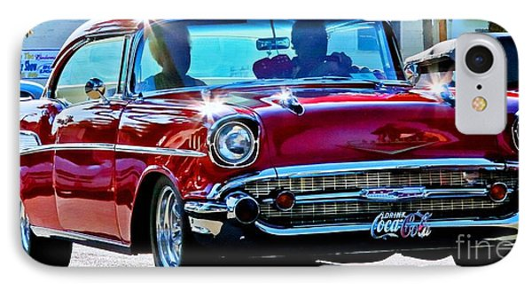 Classic Chevrolet Phone Case by Tap On Photo