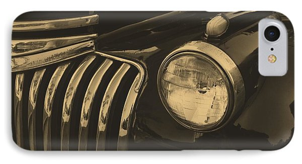 IPhone Case featuring the photograph Classic Chevy One by John S