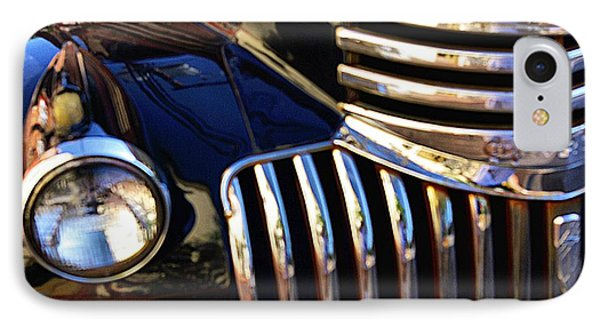 IPhone Case featuring the photograph Classic Chevy Two by John S