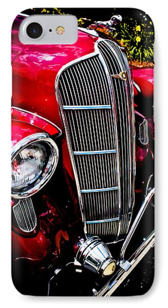 IPhone Case featuring the photograph Classic Dodge Brothers Sedan by Joann Copeland-Paul