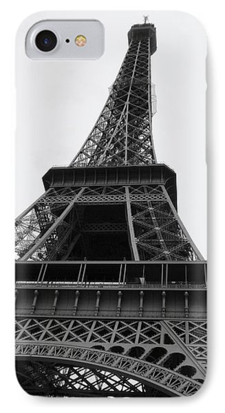 IPhone Case featuring the photograph Classic France by Kathy Ponce