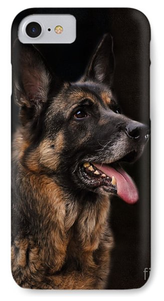 Classic German Shepherd IPhone Case