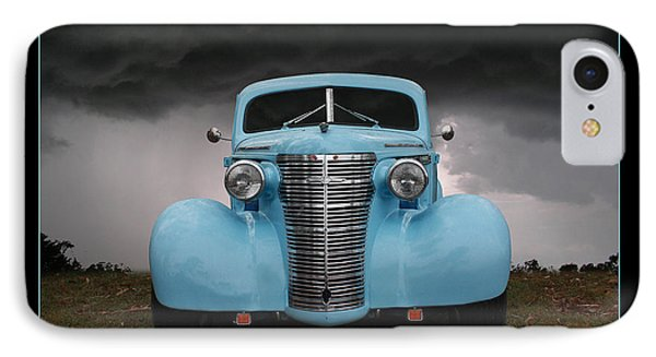 IPhone Case featuring the photograph Classic In Blue by Keith Hawley