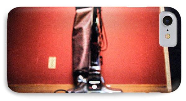 Classic Kirby Vacuum IPhone Case by Yo Pedro