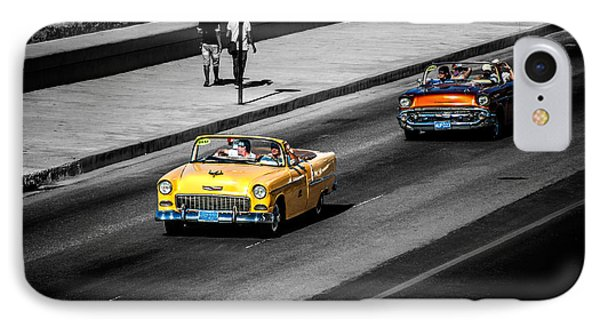 Classic Old Cars V IPhone Case by Patrick Boening