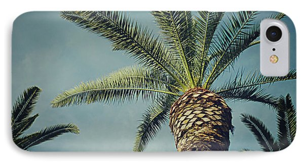 IPhone Case featuring the photograph Classic Palms2 by Meghan at FireBonnet Art