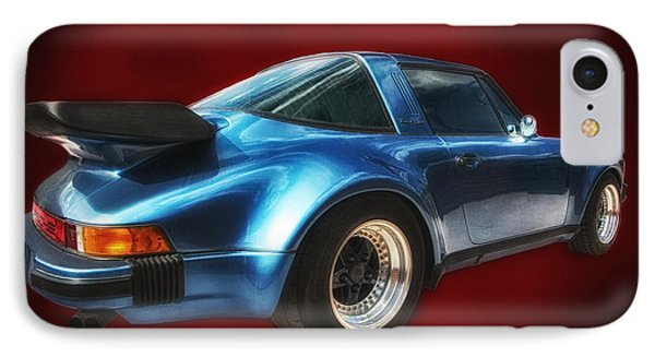 IPhone Case featuring the photograph Classic Porsche ... by Chuck Caramella