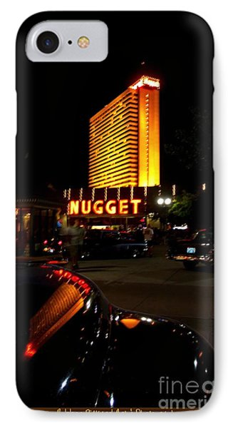 Classic Reflections IPhone Case by Bobbee Rickard